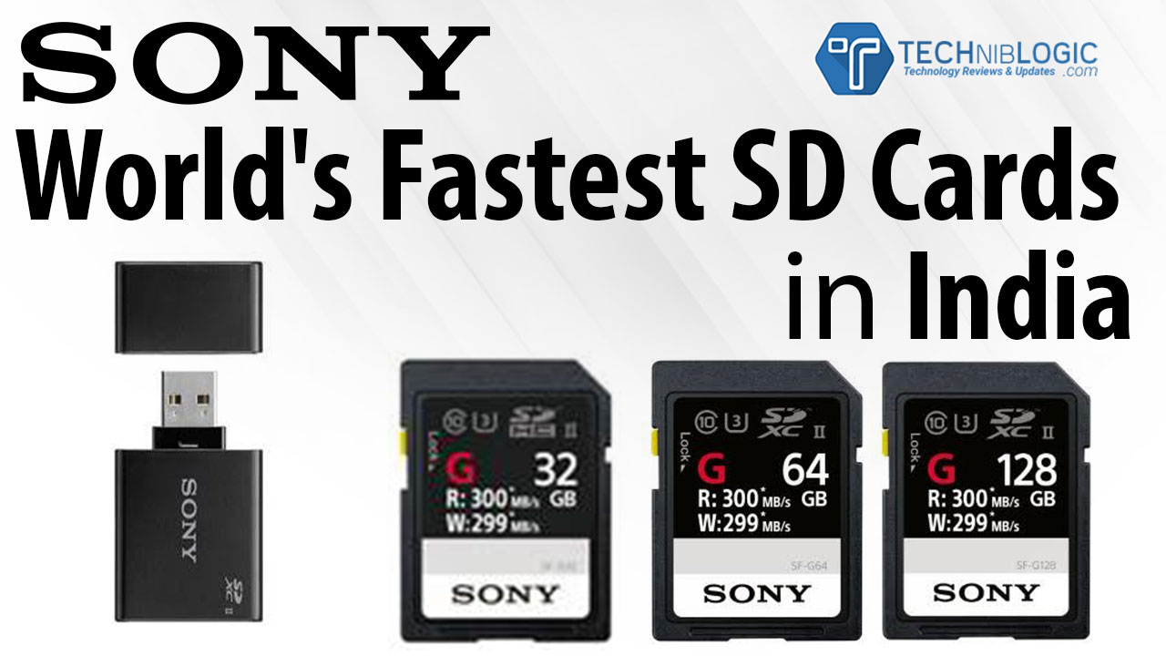 sony-World's-Fastest-SD-Card-in-india-techniblogic