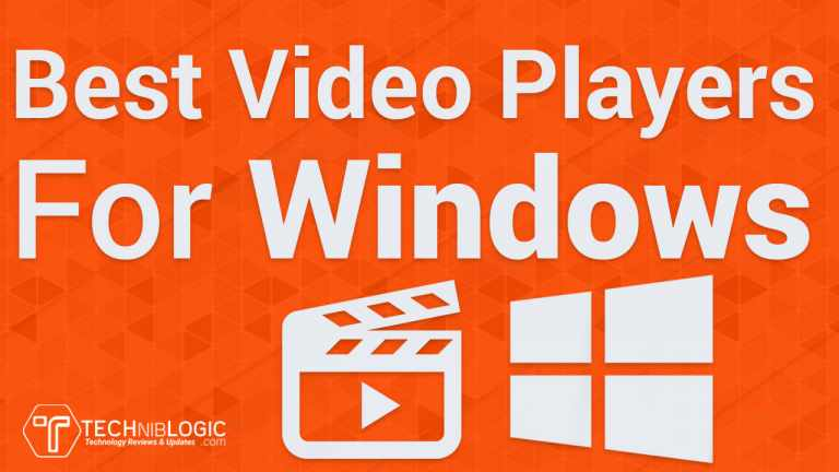 Top 10 Best Video Players For Windows 2020