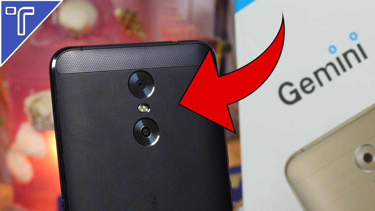Cheapest Dual Camera Phone Ever Ulefone Gemini