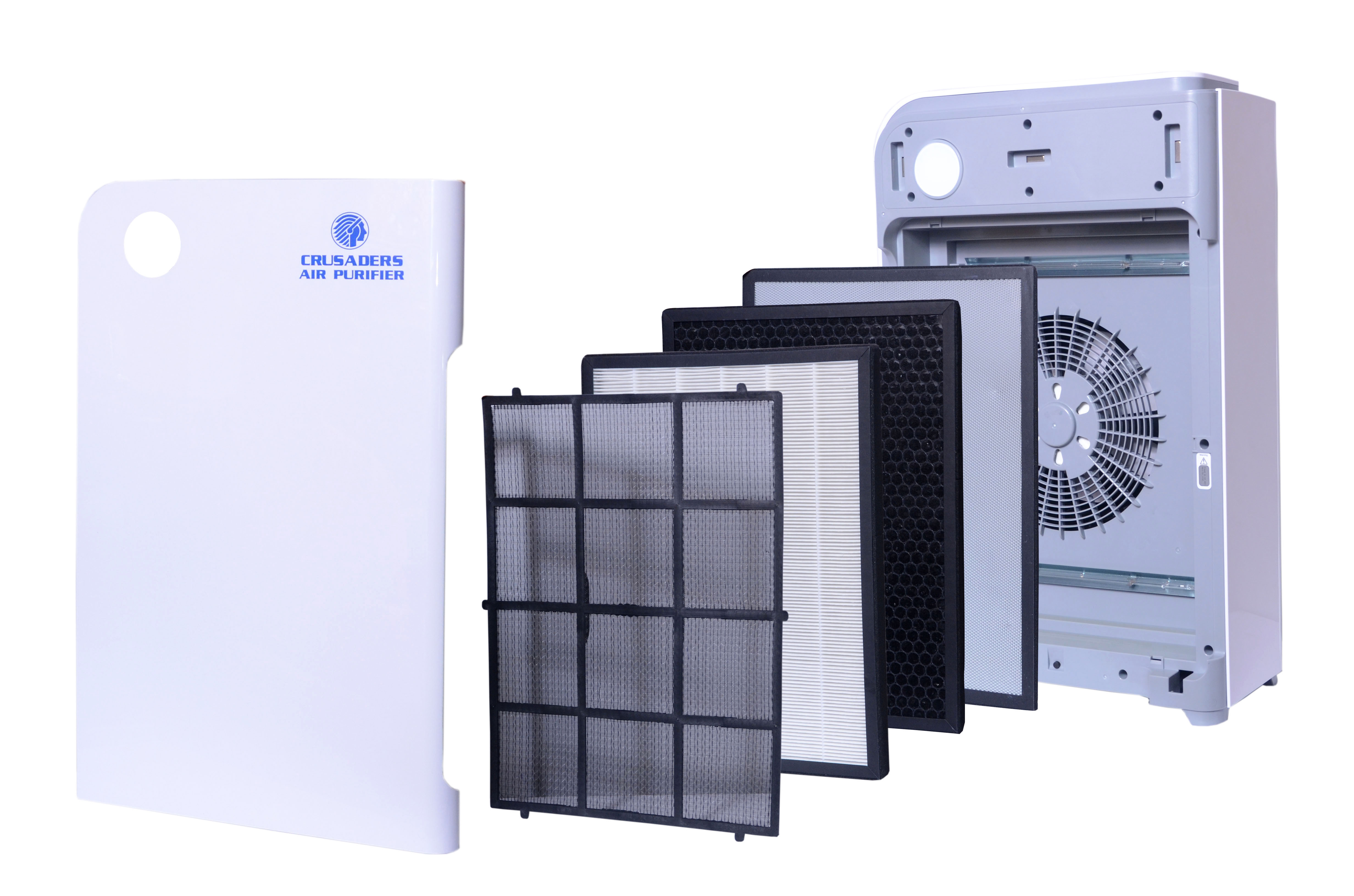 Protect Your Children from Polluted Air using Crusaders Air Purifiers 1