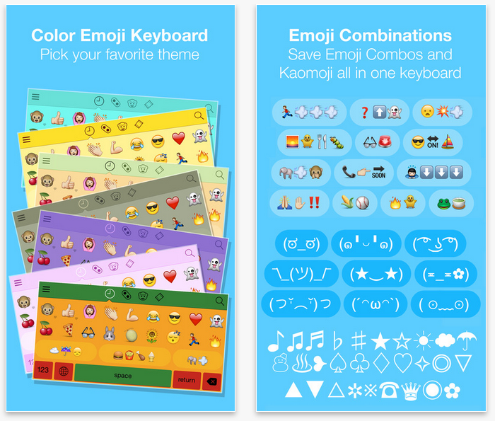 Emojiyo - Emoji Search and Theme Keyboard