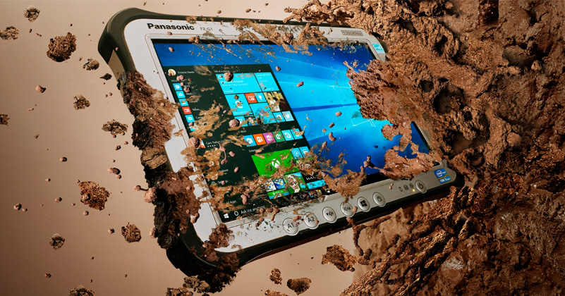 Love the Challenges in Your Field? You'll Love Panasonic Toughpad FZ-G1 too 2