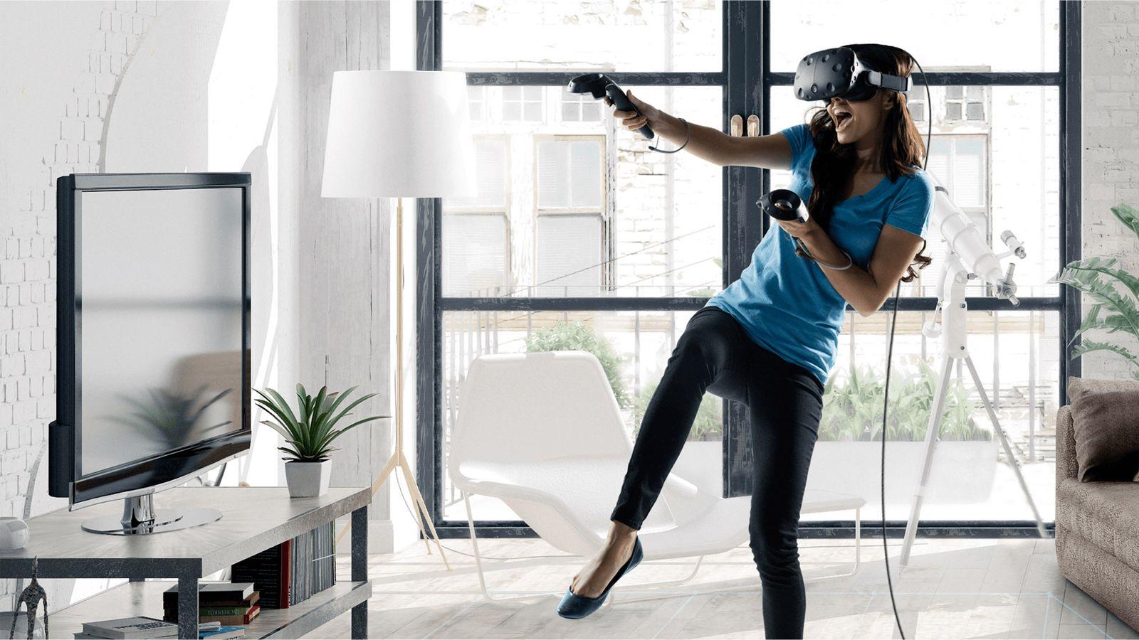 HTC Vive Enters India- techniblogic
