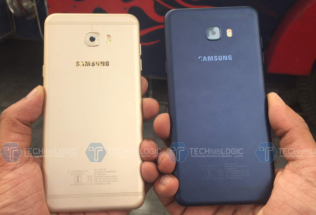 Samsung Galaxy C7 Pro launched in India at price of Rs 27,990 1