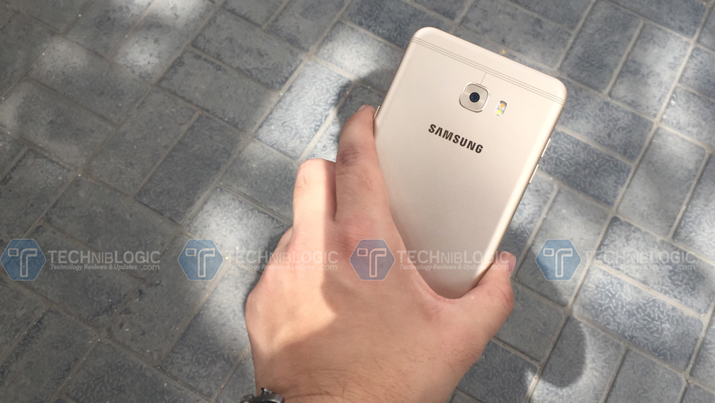 Samsung Galaxy C7 Pro launched in India at price of Rs 27,990 2