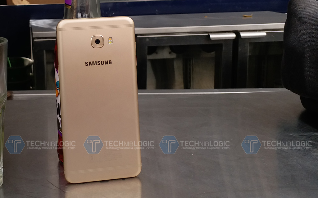 Samsung Galaxy C7 Pro Launched In India At Price Of Rs