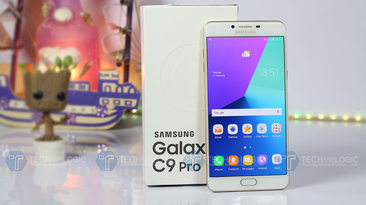 Samsung-Galaxy-C9-Pro-with-box-techniblogic