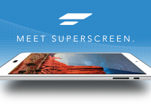 Superscreen – Supercharge your phone with a 10.1″ HD display