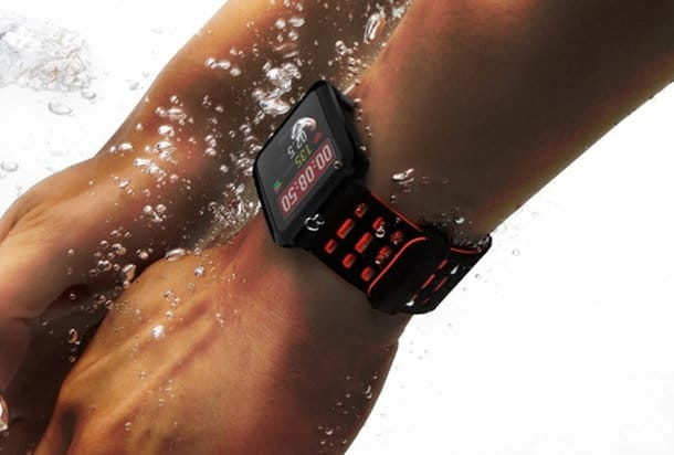 Xiaomi New Smartwatch is Here : Looks Alike Apple Watch 2