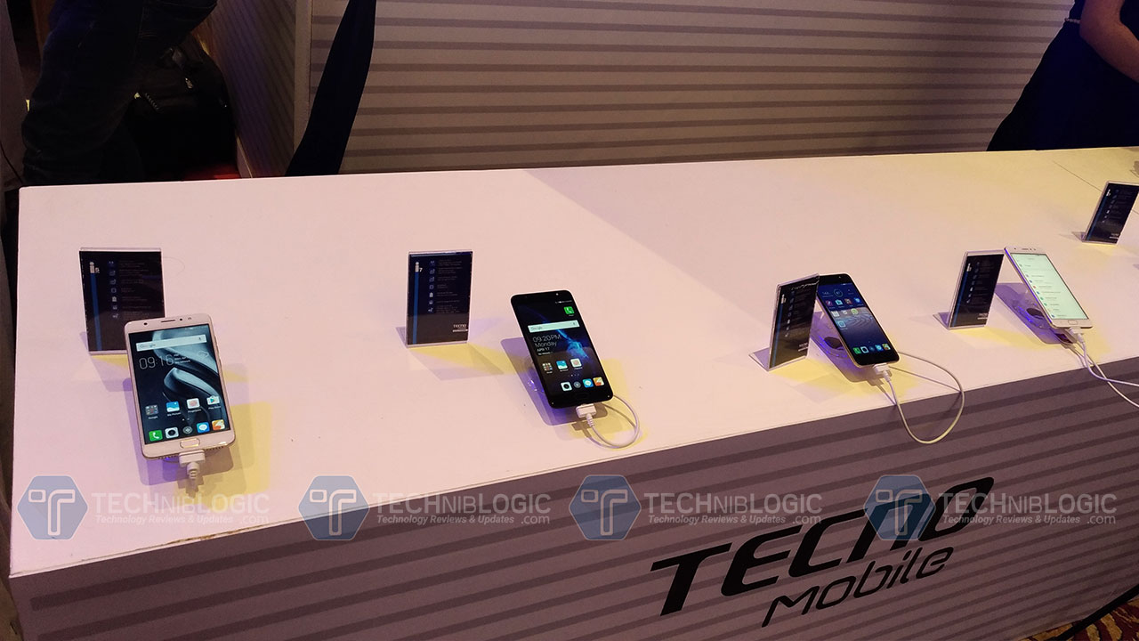 tecno mobiles india Smartphones techniblogic