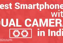 Best Dual Camera Phone in India