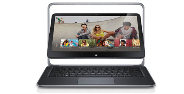 Dell XPS 12 Ultrabook 12-inch Laptop