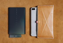 Keep your Power Bank in your Wallet with PRSRV PowerBank