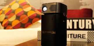 Keruo L7 Smart Portable Projector