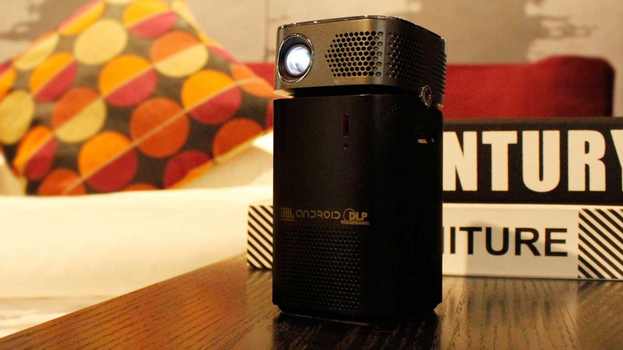 Keruo L7 Smart Portable Projector