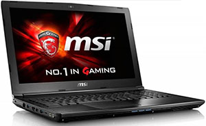 MSI G Series Core i7 7th Gen