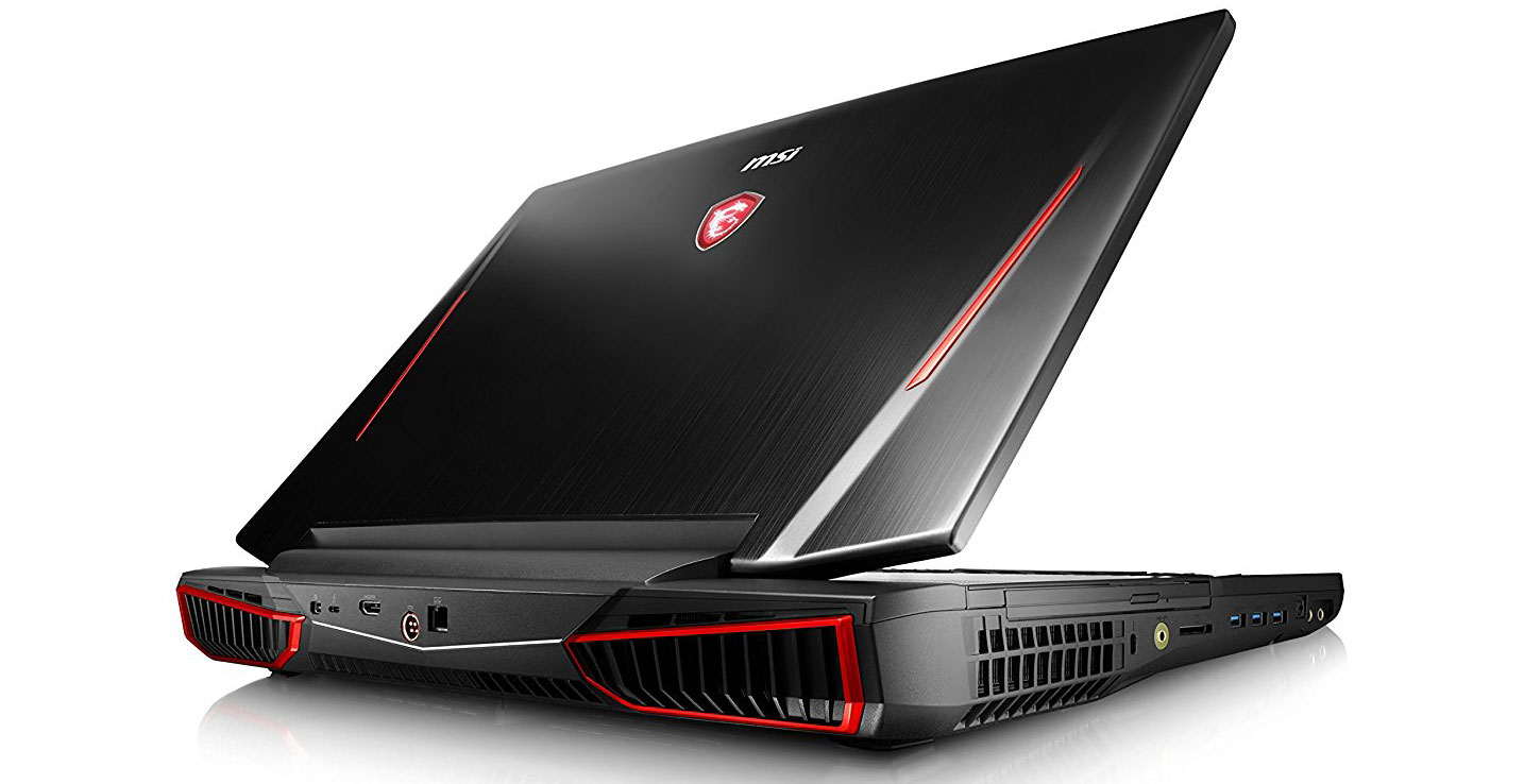 MSI GT83VR 7RE Titan SLI 18.4-inch Laptop