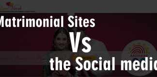 Matrimonial Sites Vs the Social media