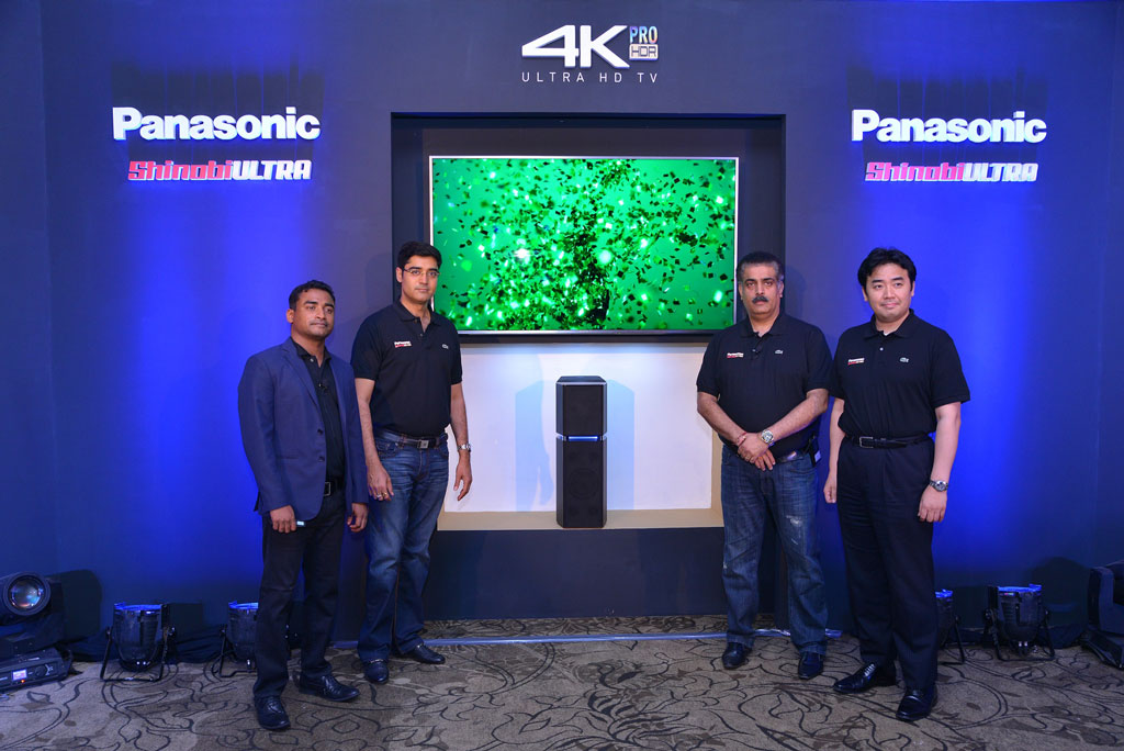 Panasonic-launched-4K-Mid-Range-Television