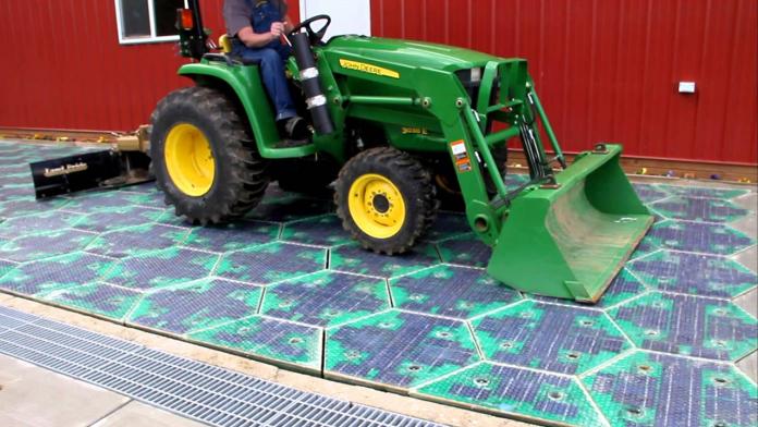 Solar Roadways - LED Solar panels