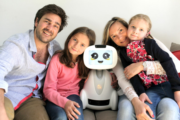 Upgrade your Home Assistant with this talking Buddy Robot