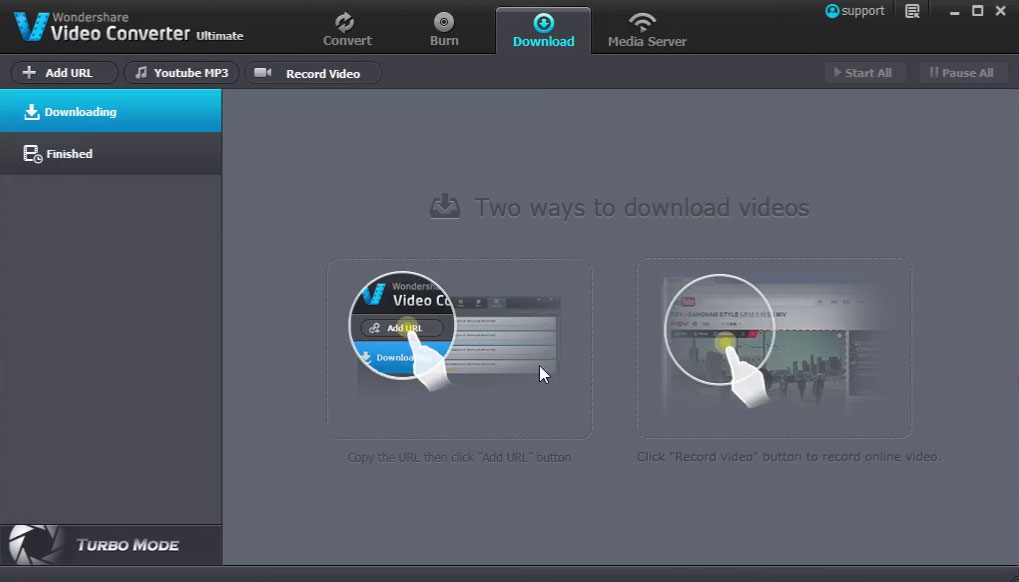 Wondershare-video-converter-video-downloading