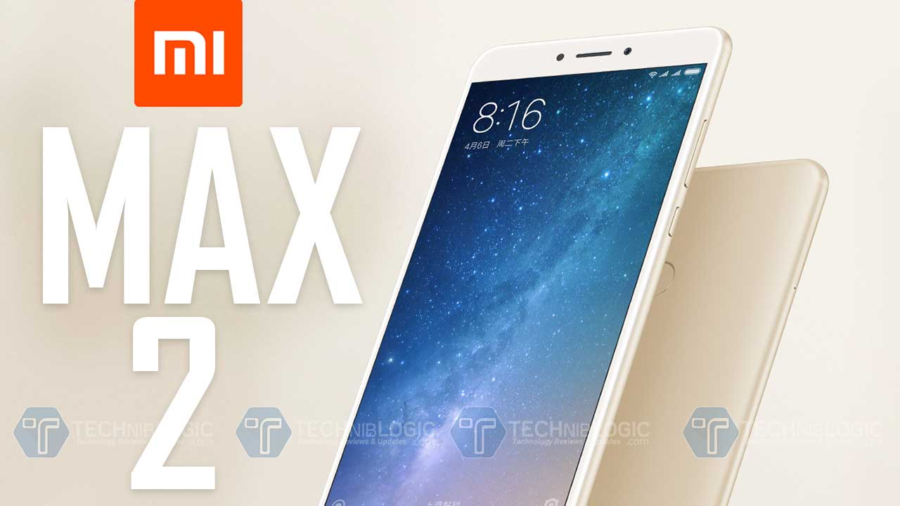 Xiaomi Mi Max 2 Price In India Full Specifications