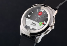 ZeTime Hybrid Smartwatch