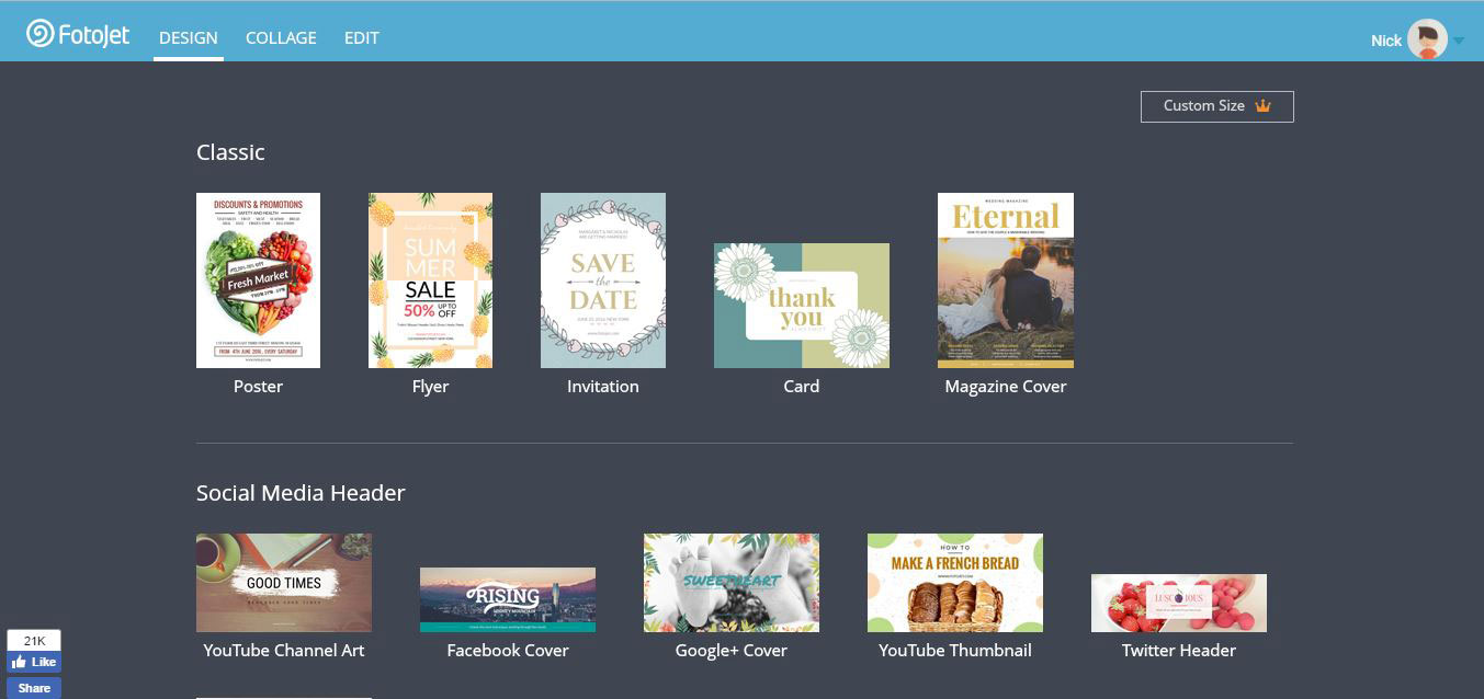 Fotojet Review : Lifesaver for Non graphic Designers 2