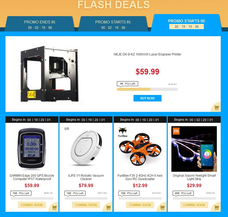 gearbest mad for may sale offers