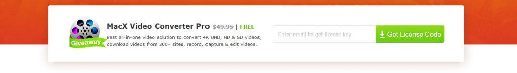 MacXDVD Anniversary Celebration - MacX Video Converter Pro Giveaway 1