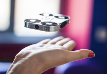 AirSelfie Ultimate Portable Flying Camera Drone