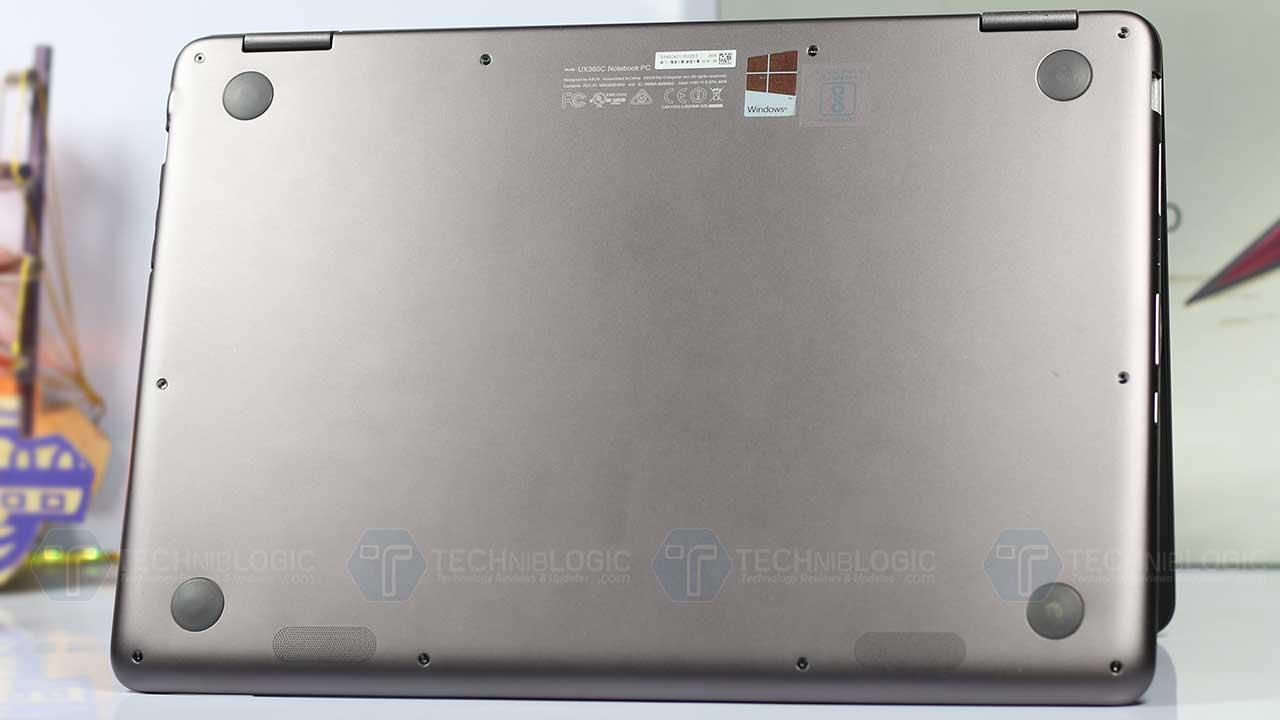 Asus-ZenBook-Flip-UX360CA-speackers