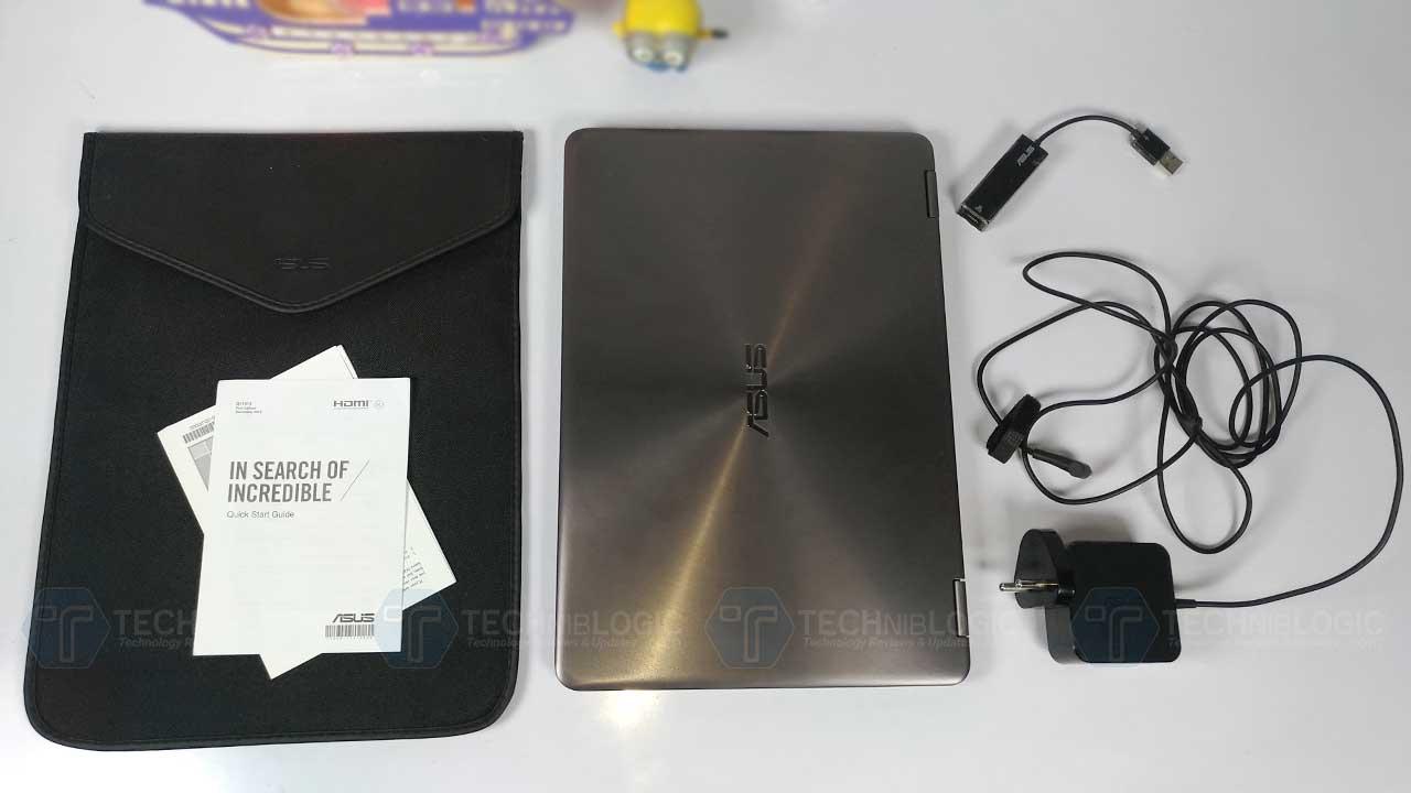 Asus-ZenBook-Flip-UX360CA-unboxing