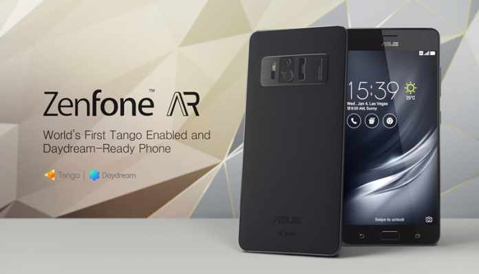 Asus ZenFone AR with 8GB RAM to Launch in India
