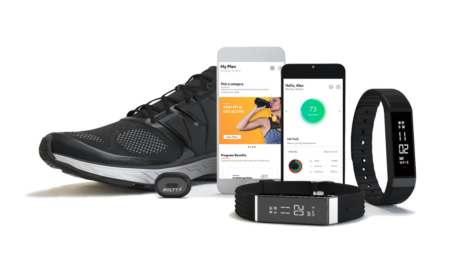 Boltt Wearable Ecosystems Goes Up