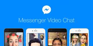 Facebook brings new Filters and Reactions to Messenger Video Chat