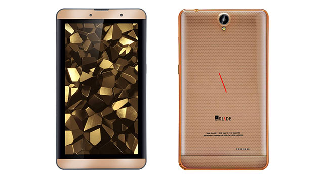 Iball Slide Snap 4G2 16 GB 7 inch with Wi-Fi+4G