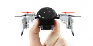 Micro Drone 3.0: Flight in the Palm of Your Hand
