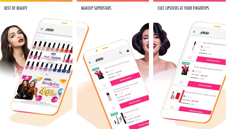 Nykaa-Beauty-Best-Unique-Shopping-App