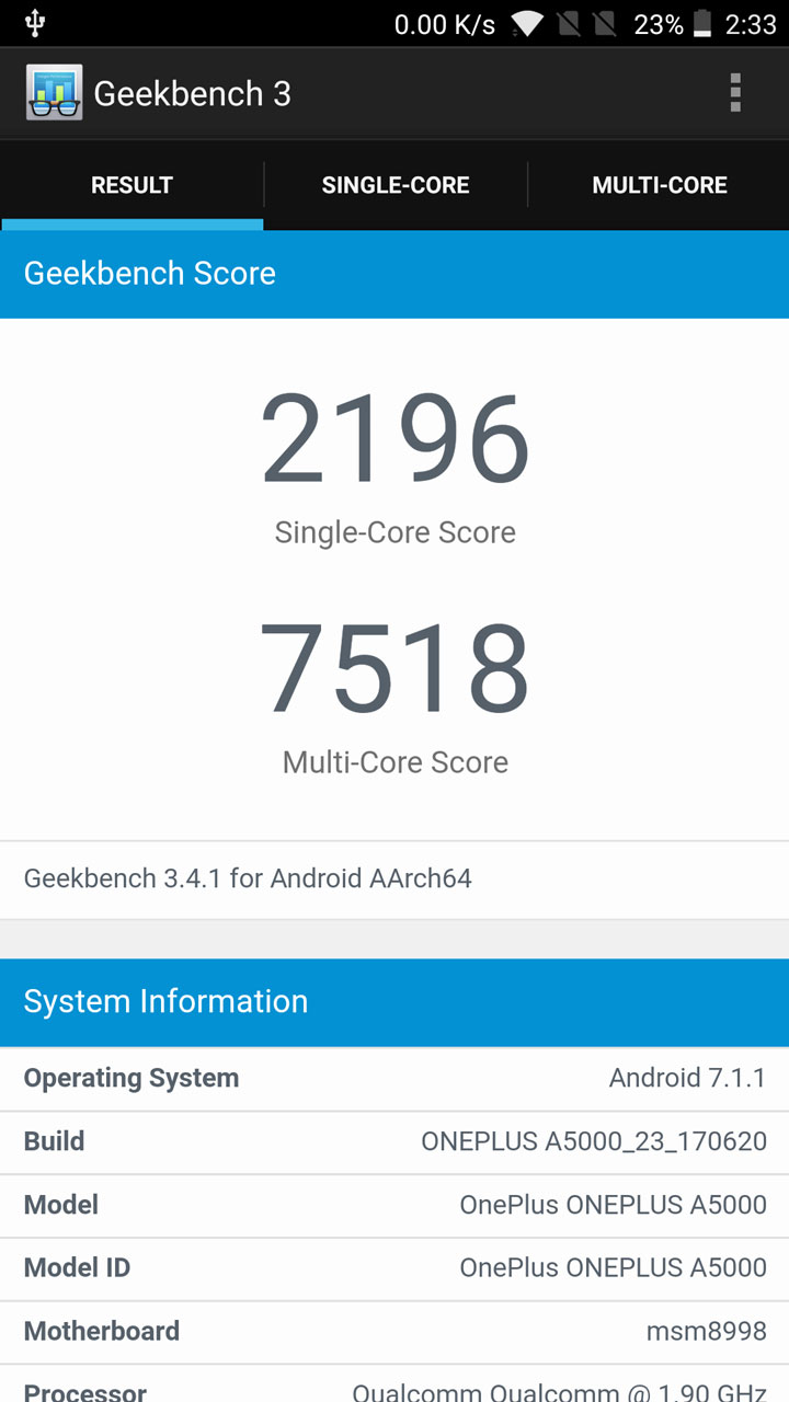 Oneplus-5-geekbench-scrore-techniblogic