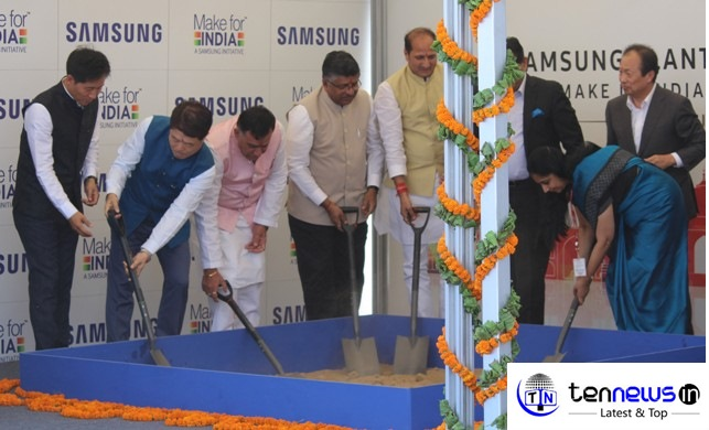 Samsung to invest Rs 4195 crore in India