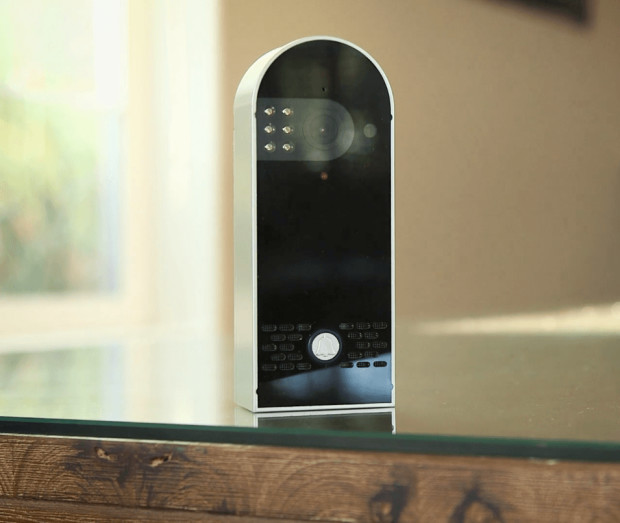 Smart doorbell by dBell