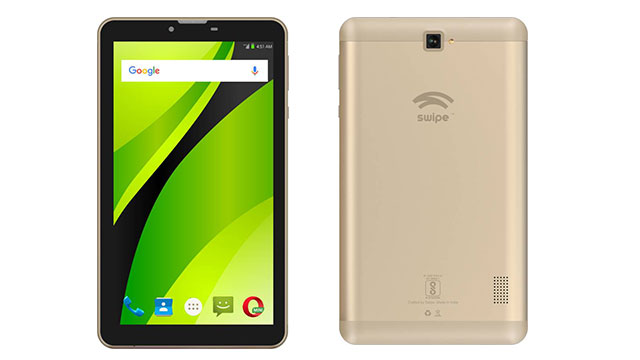 Swipe Strike 4G VoLTE 16 GB 7 inch