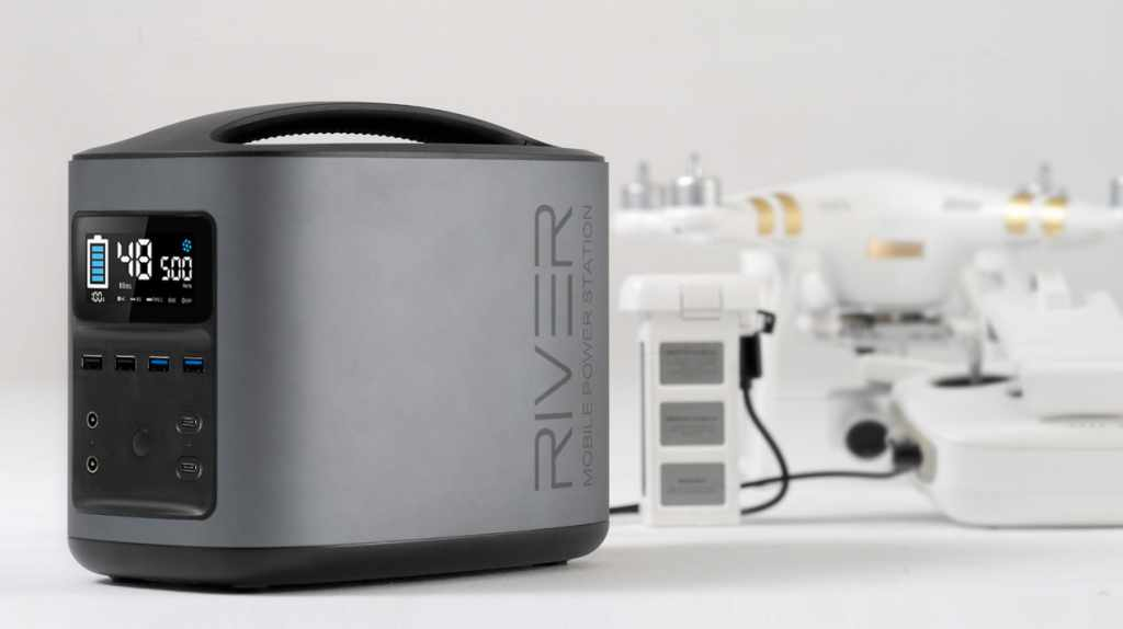 The Massive River Power Bank