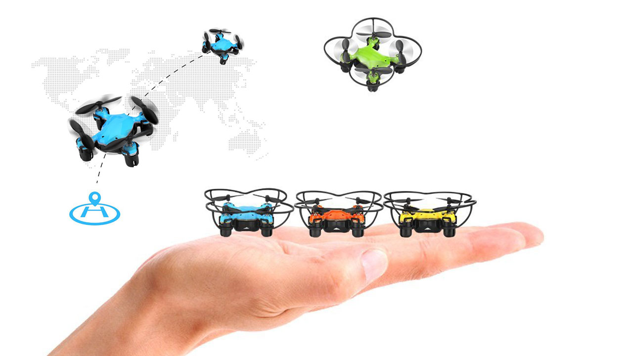 Virhuck-Volar-360-Nano-Drone