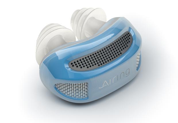 Airing micro-CPAP