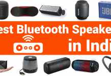 Best Portable Bluetooth Speakers in India