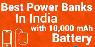 Best Power Bank In India with 10,000 mAh Battery