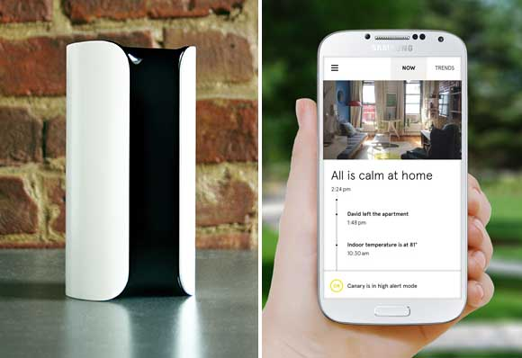 Canary Smart Security Device